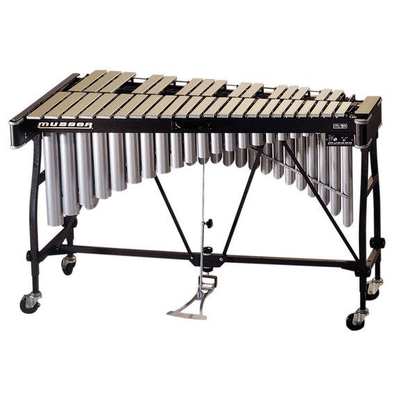 Vibraphone鐵琴(圖片轉載於  →  Steve Weiss Music )