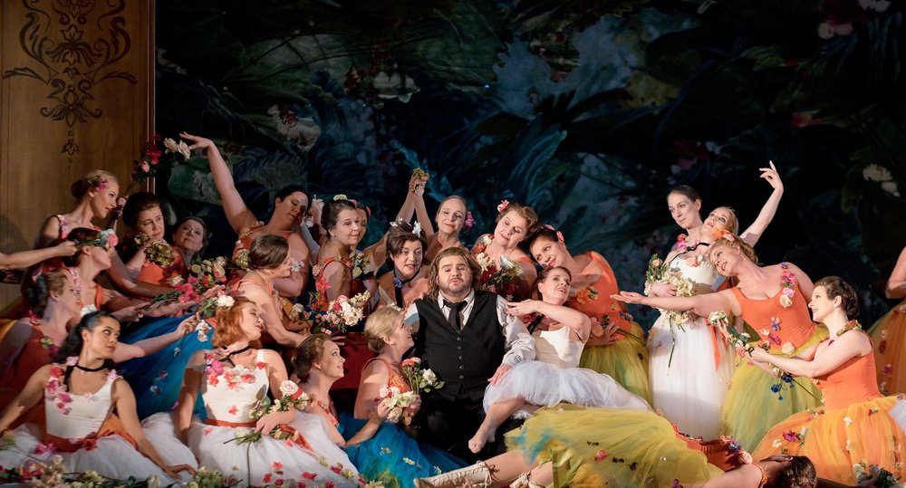 Parsifal , Kungliga Operan (The Royal Swedish Opera)
