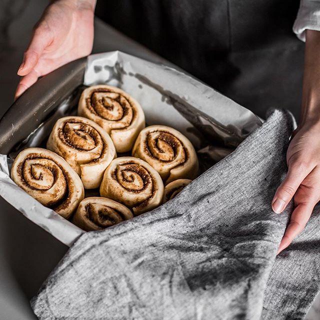 Tem sido o desejo de todos os dias de quem já provou!  #cinnamonrolls