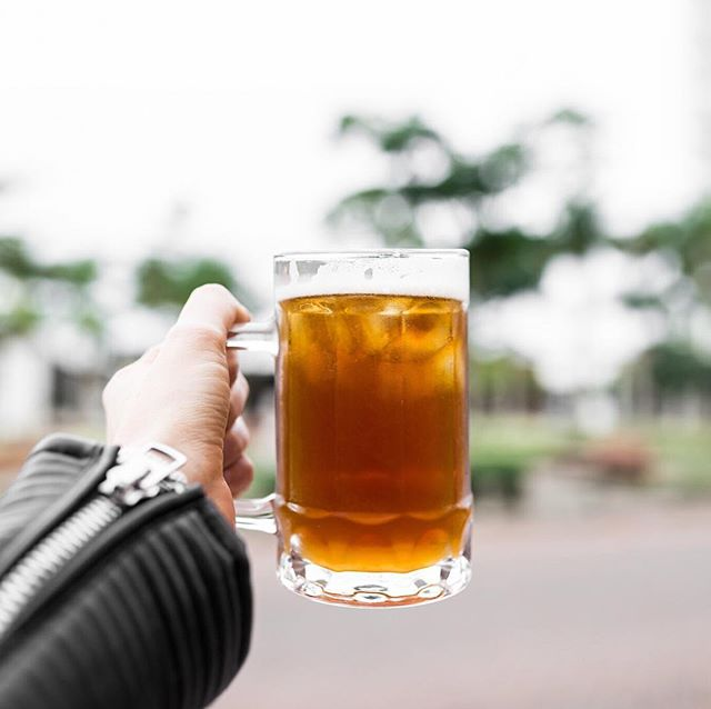 Faça chuva ou faça sol: cold brew 🍋 #coldbrew #cafe