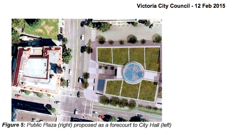 Image source: Submission to Victoria City Council