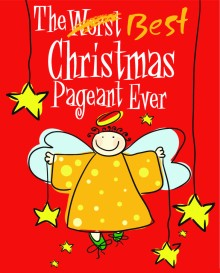 bcpe_buttonjpg - The Best Christmas Pageant Ever Book