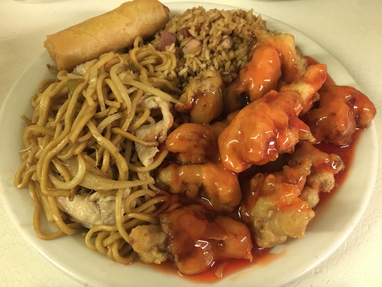 China Garden Restaurant - Los Banos