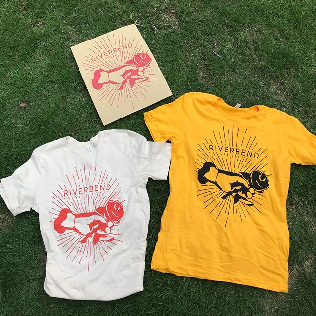 New Tees! We promise they'll look better on you than us.