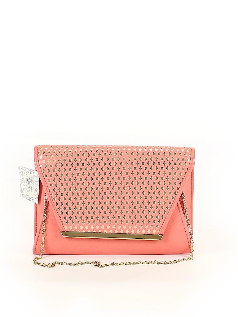 Pink/Gold Clutch