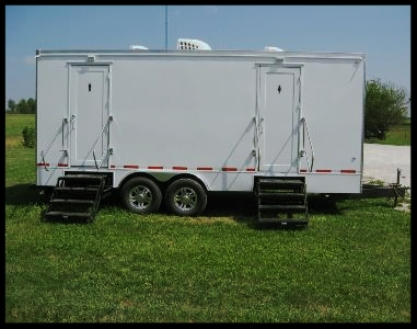 Texas Luxury Restroom Trailers