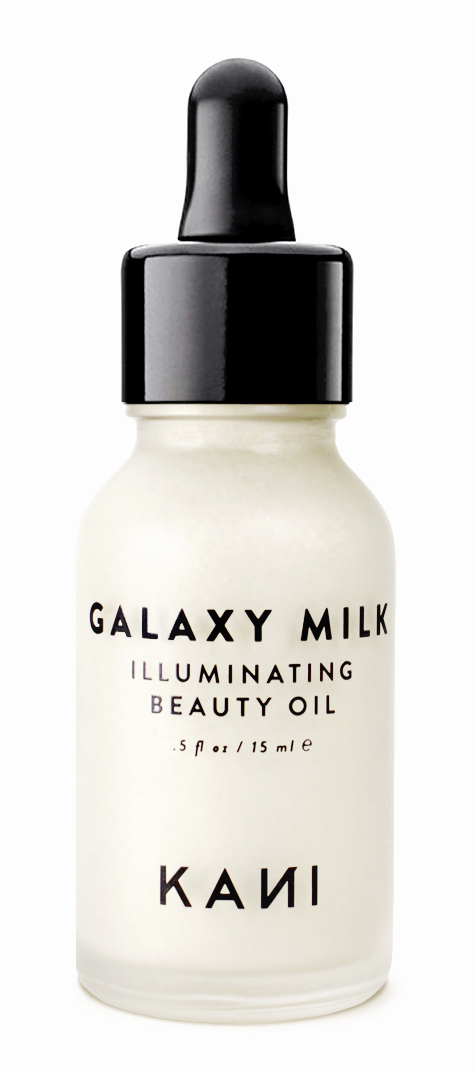Current Favorite Product  //  KANI GALAXY MILK ILLUMINATING BEAUTY OIL