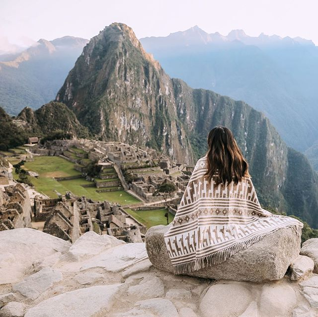 #MachuPicchu ✔️ Most memorable experience from our time in Peru 🇵🇪