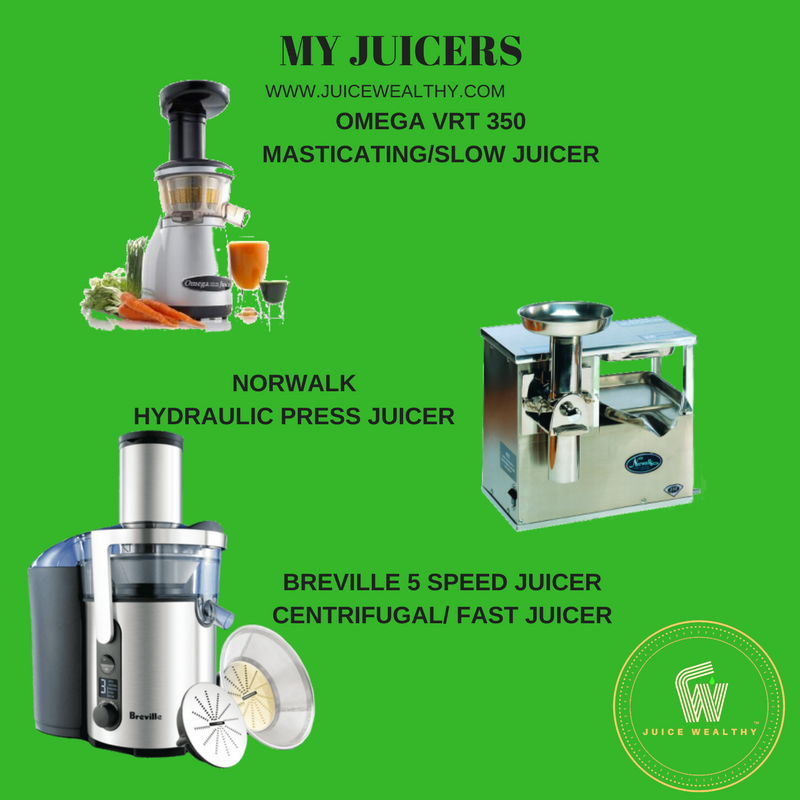 My Juicers - juicewealthy.com