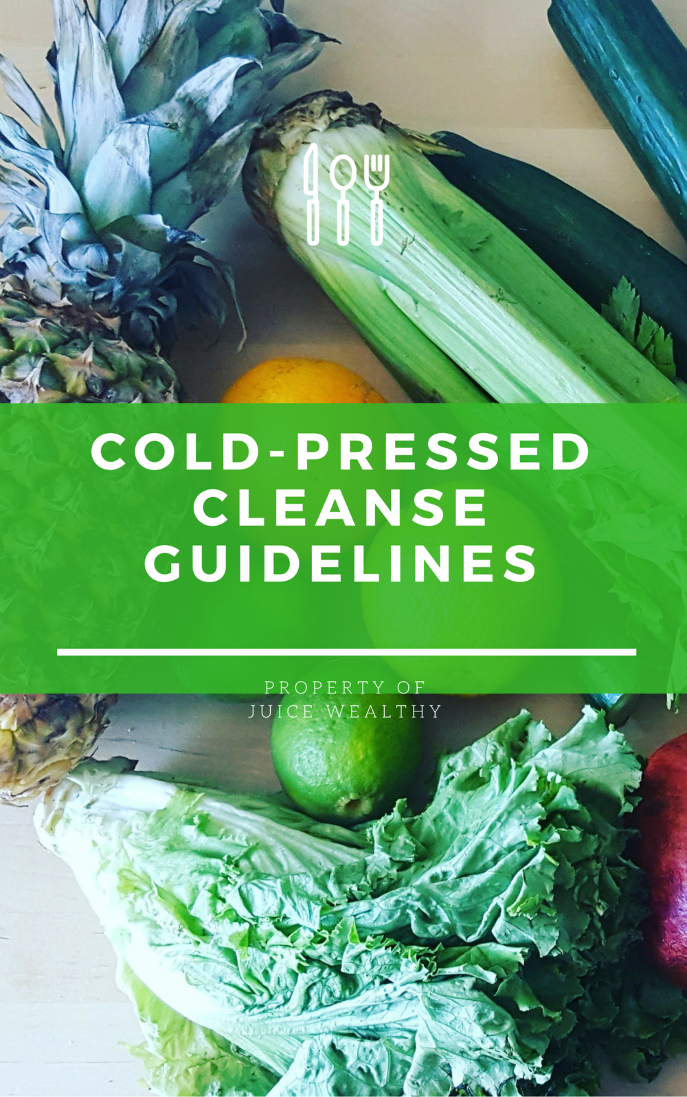 cold-pressed cleanse faqS - PDF DOWNLOAD