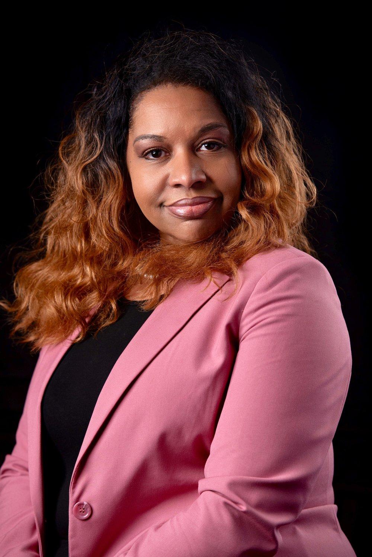 Keisha Richard Patterson: Chaplain, Charter Member