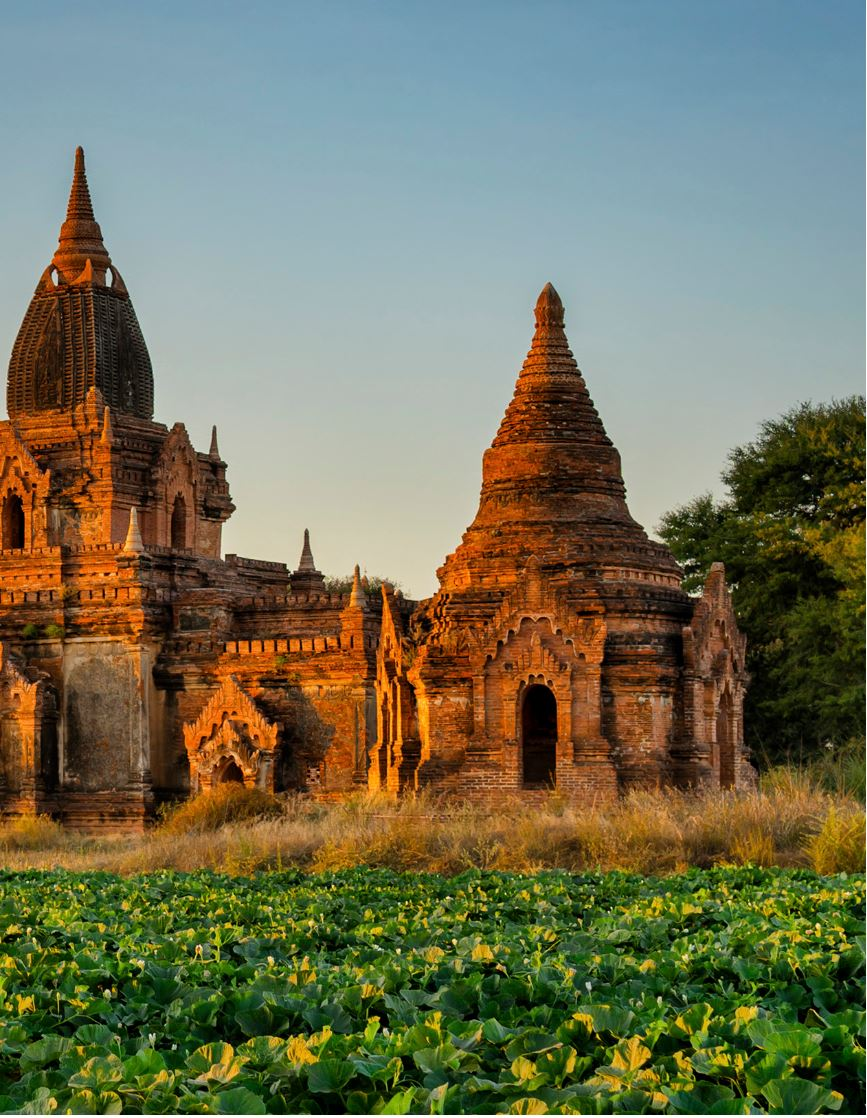 Myanmar | January 14 - 22nd 2020 Experience - $1,950.00RESERVE NOW$1,950 Includes entire Myanmar Experience.