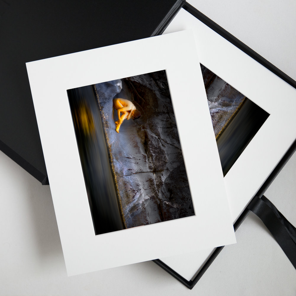 20 Matted Photographs.