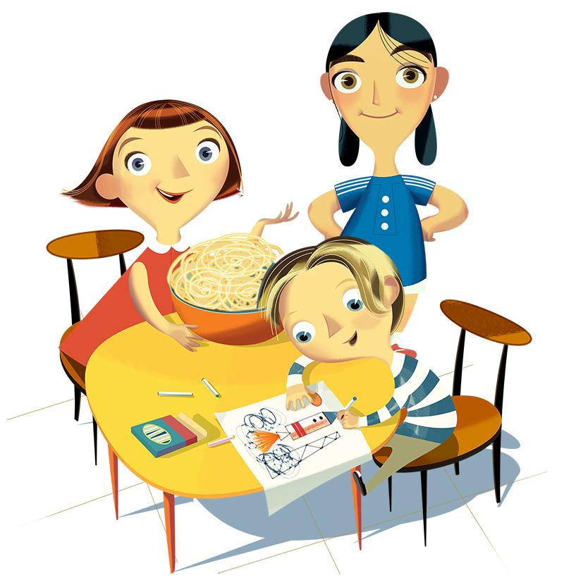 Dinner Detectives