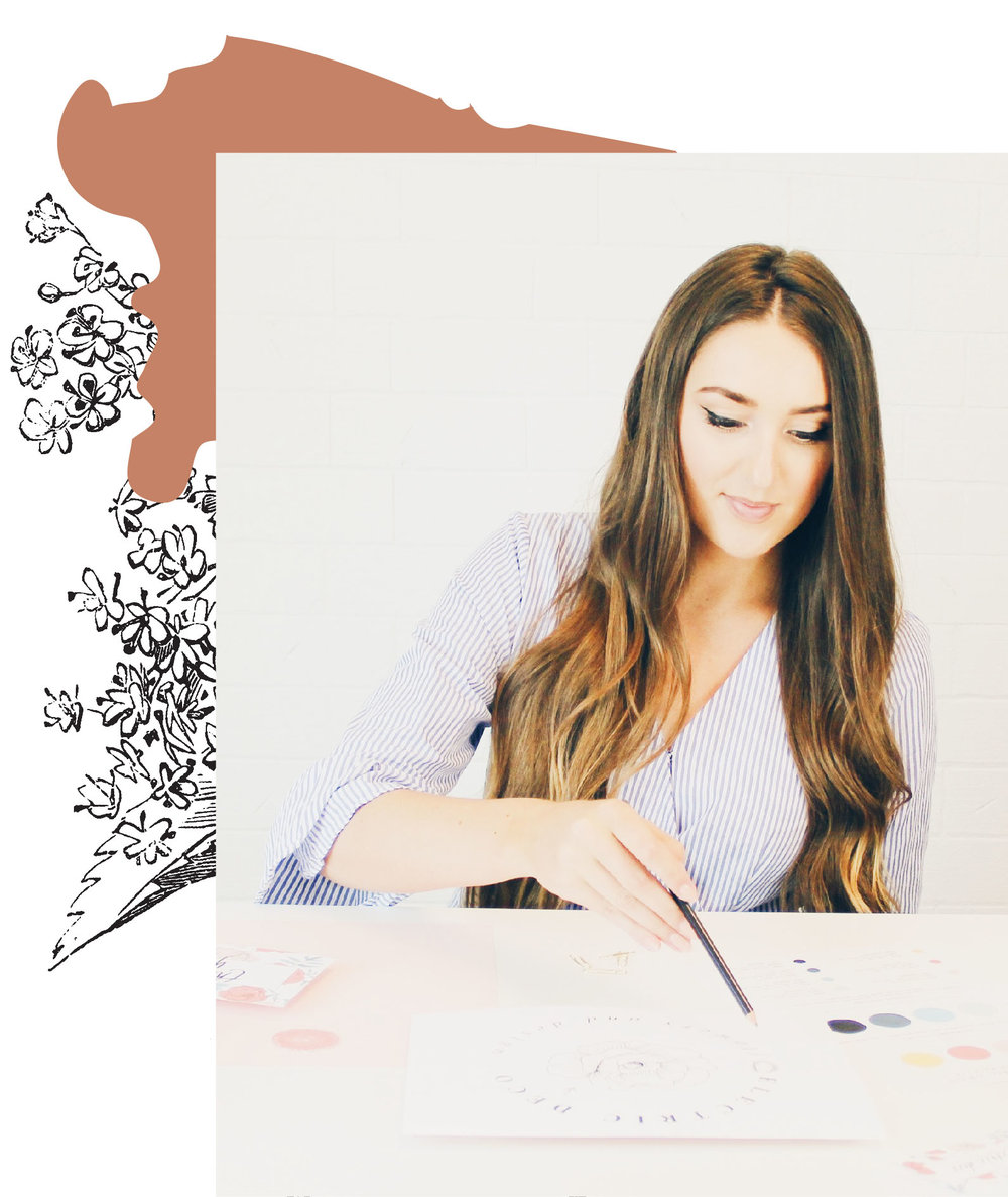 Kari Olson Co. Brand and Website Design