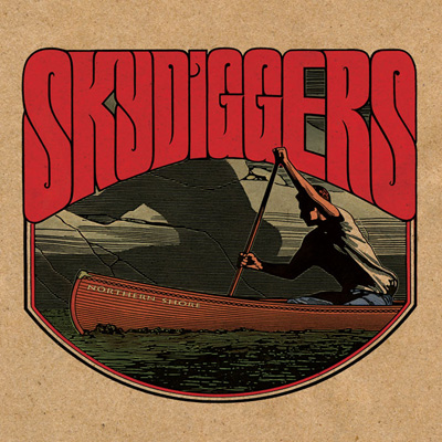 Skydiggers / Northern Shore (2012)