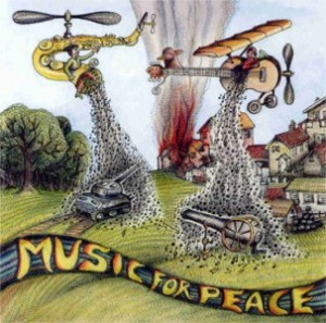 Various Artists / Music For Peace (1999)