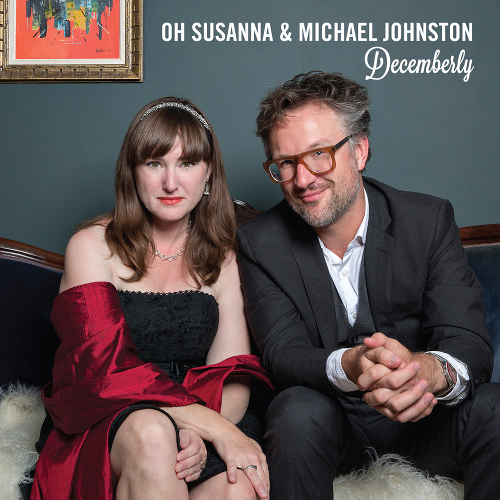 Oh Susanna & Michael Johnston (2018)