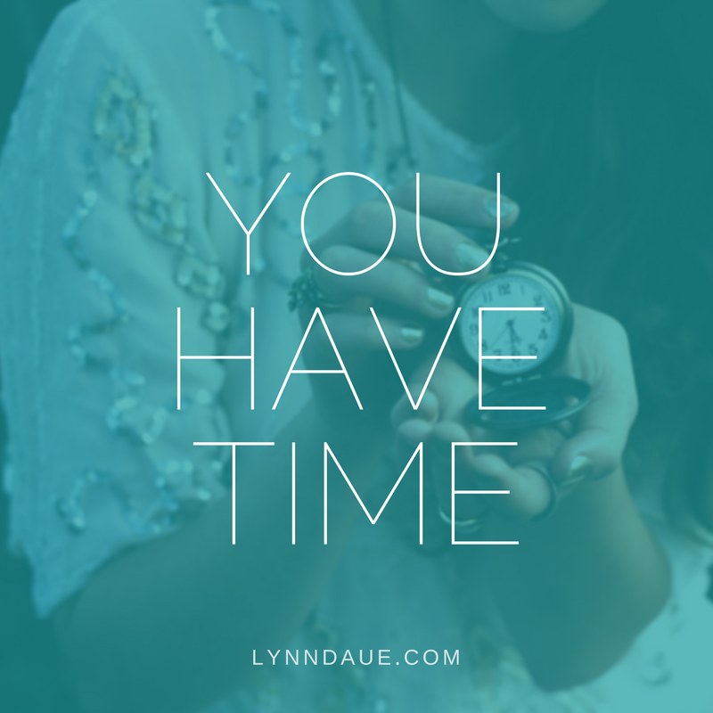 you-have-time