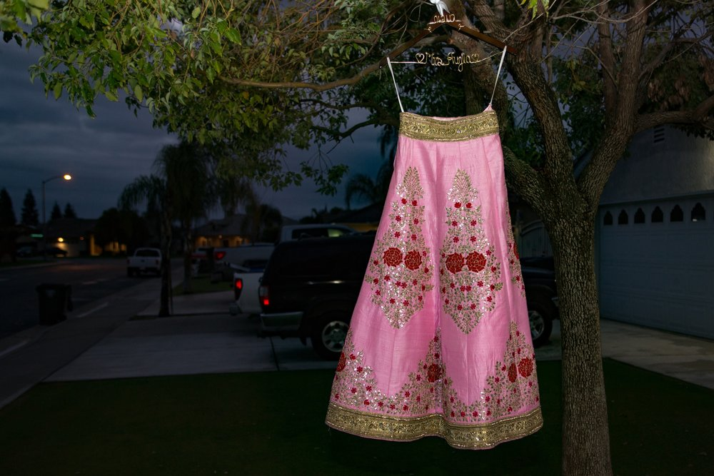 Nitu's Dress