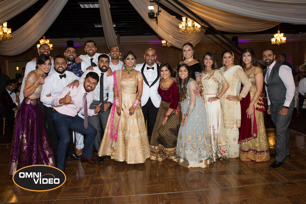 Balkirat & Preeti's Wedding - Omni Video USA
