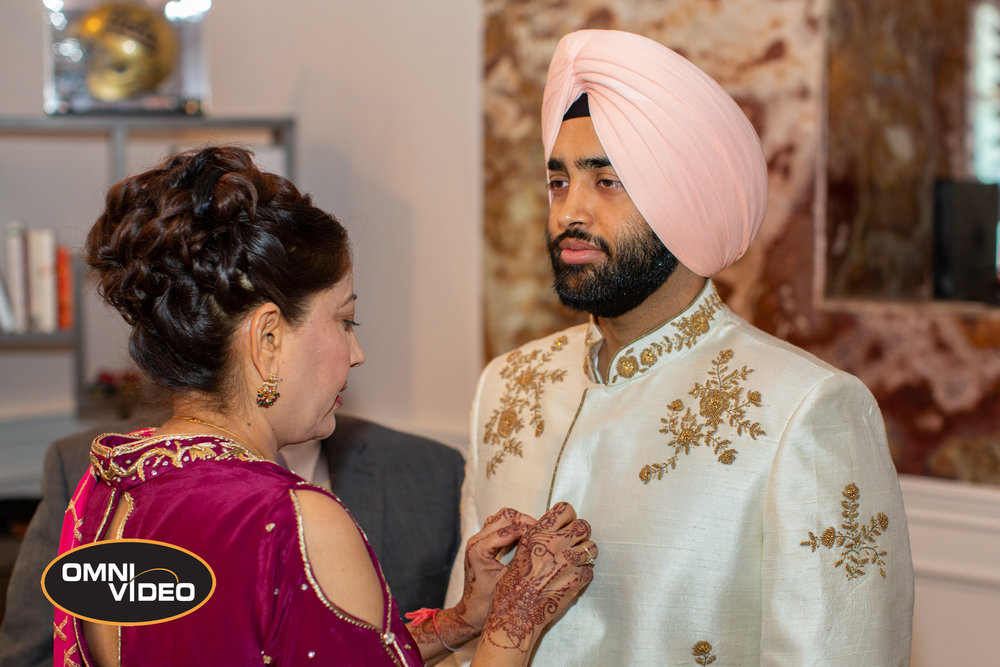 Harmeet & Manjot's Wedding - Omni Video USA