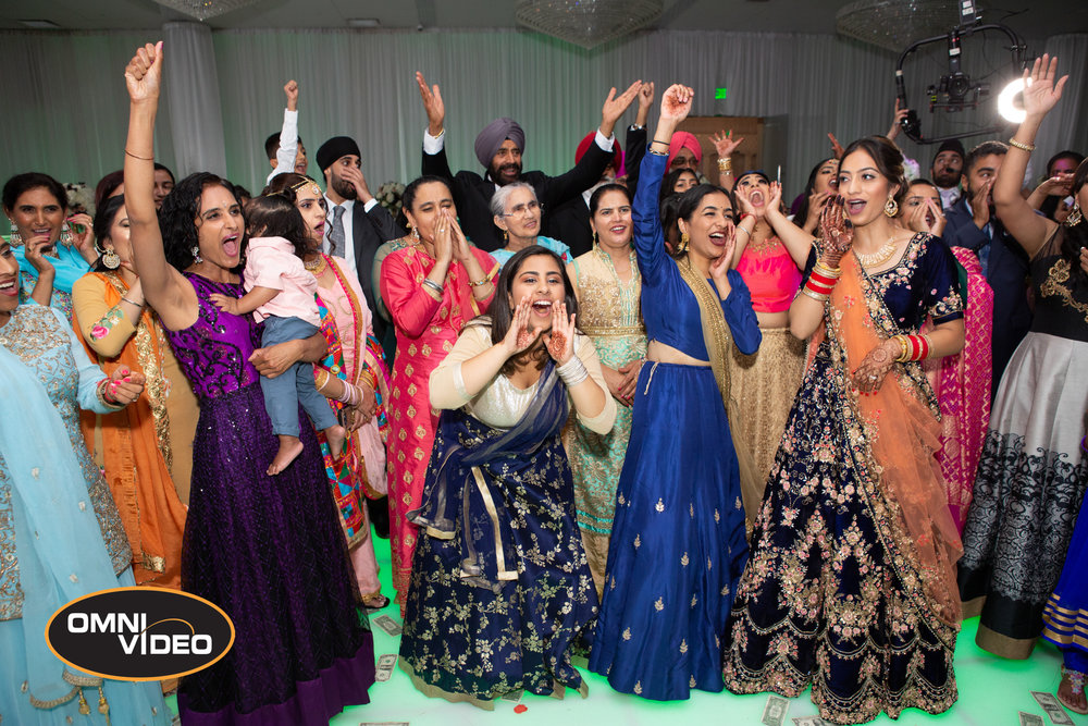 Harmeet & Manjot's Reception - Omni Video USA