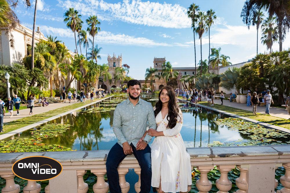 Yad & Raji - Balboa Park - Omni Video