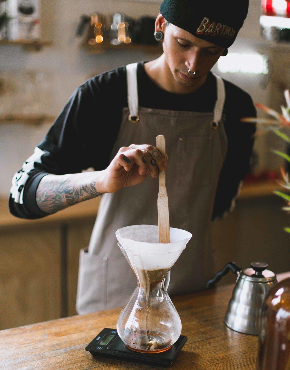 The Abbotsford Club, Coffee Supreme