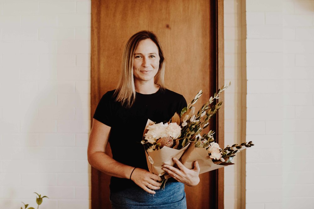 Brooke, Owner and Founder of The Posy Post