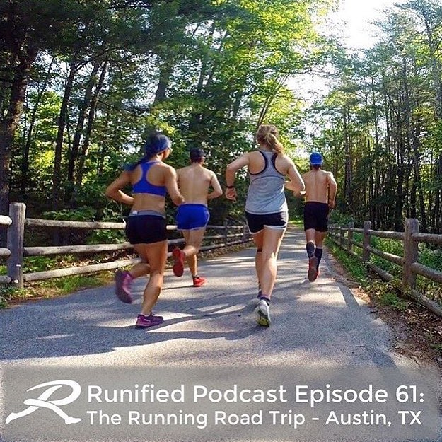 We were given the opportunity to be interviewed on the @runified podcast last week during our run in Austin! Check it out: http://runified.libsyn.com/ep061-the-running-road-trip-austin-tx-0  Or on iTunes: http://ow.ly/vE2c30eeOkF 😊