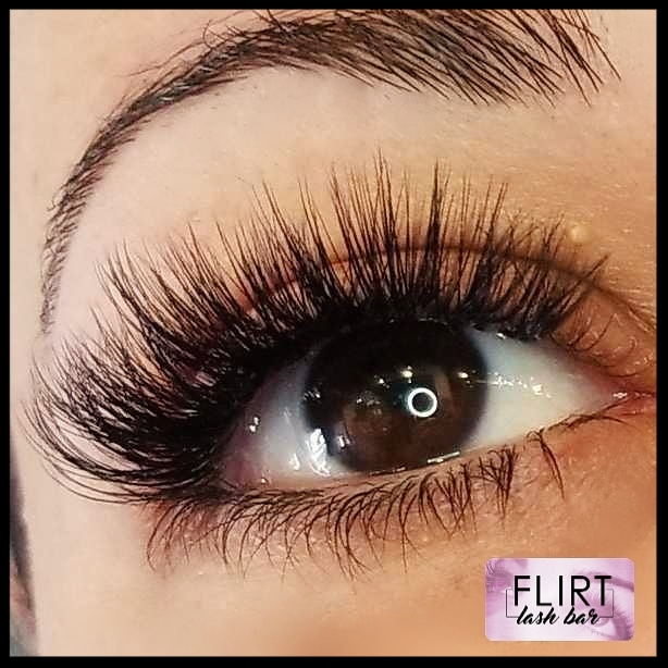 Flirt Lash Bar Eyelash Extensions Long Beach Los Angeles