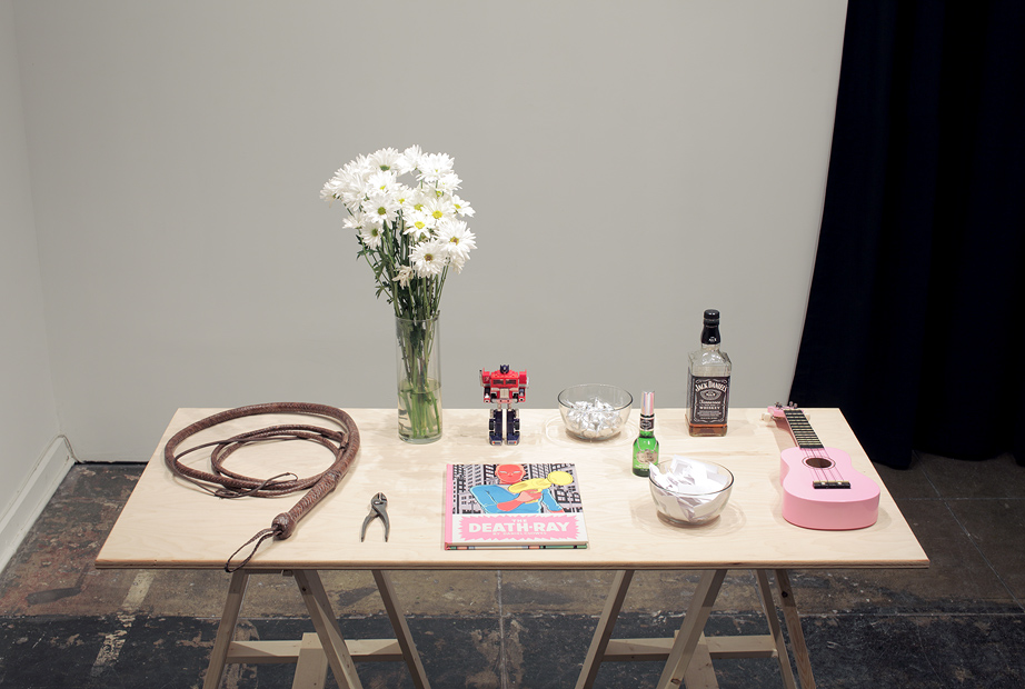 Table of objects from #IAMSORRY