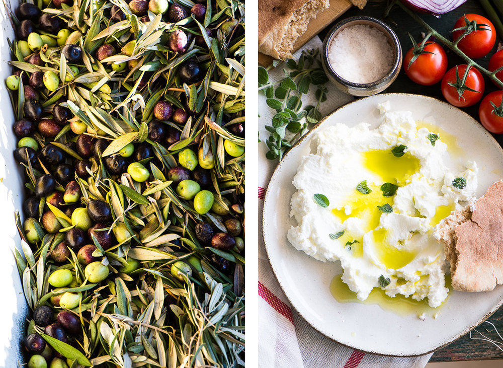 olive oil harvest natural fresh lebaneh galilee simple organic food recipe pita israeli