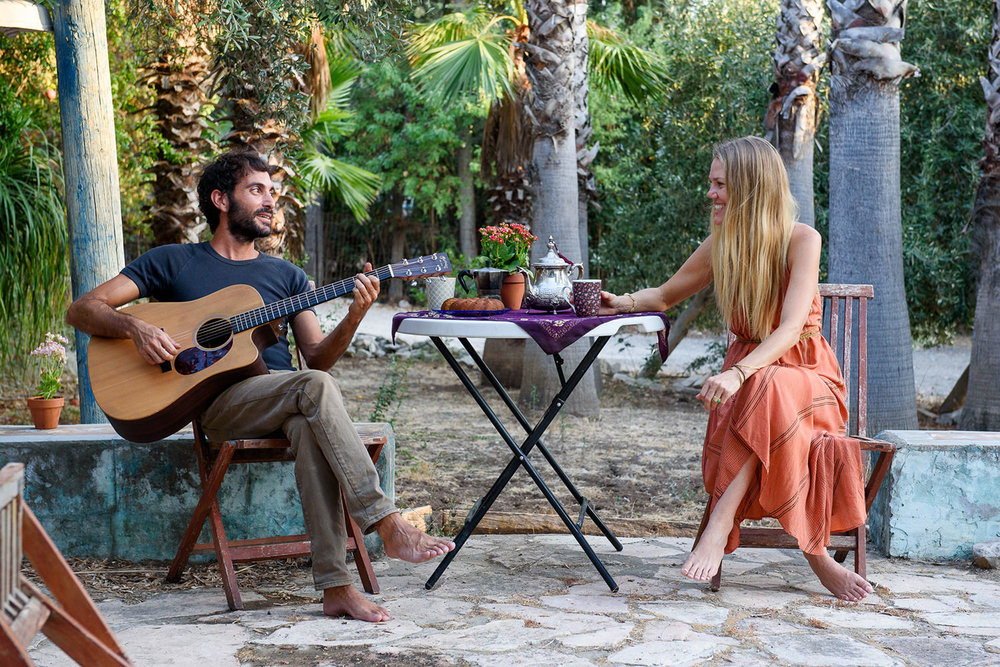 Carli and Yosi, Lady & Jo, musicians, israeli music, folk, Kerem maharal, gipsy soul, music, creative, couple, home, simple things, singer songwriter, songs, writer