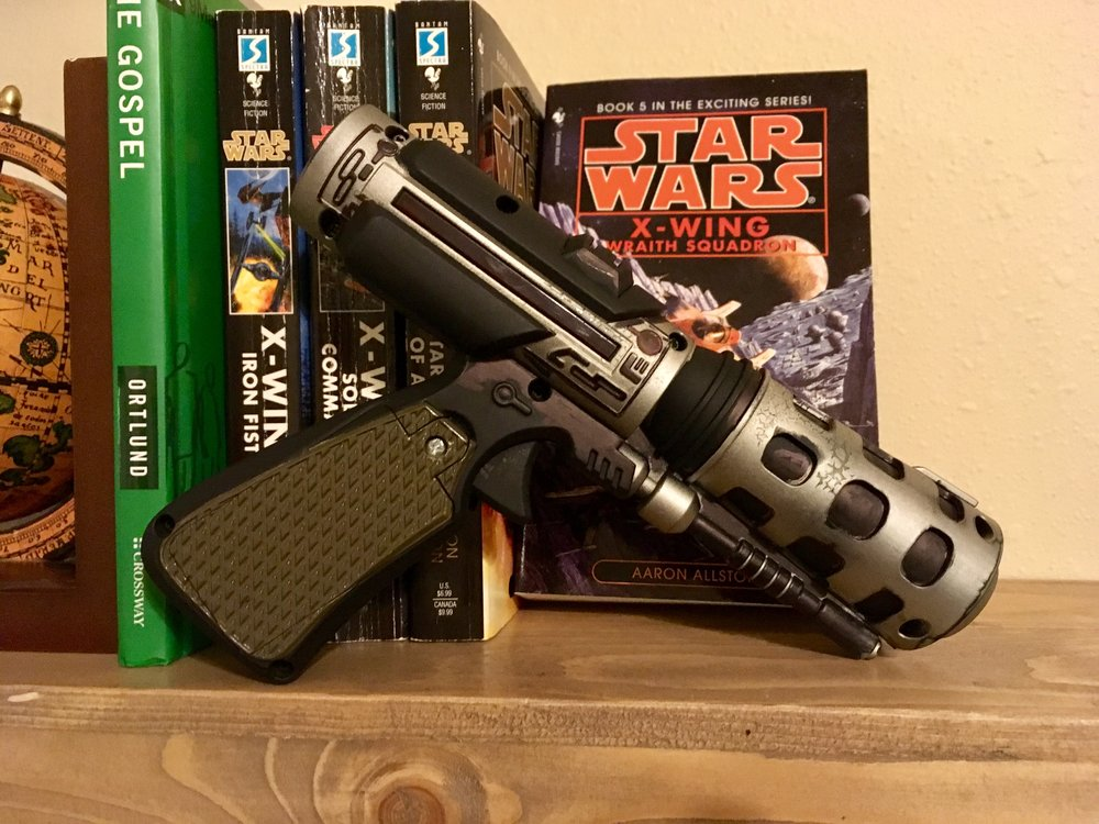 The FR-99 will be appearing at Star Wars Celebration--we hear it's gonna be a blast!