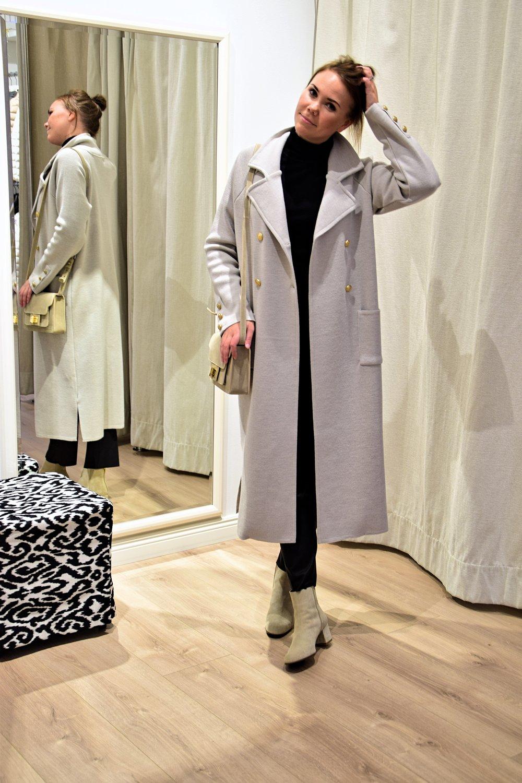 Avignon Jacket, Busnel                   Shoes & Bag, ATP Atelier / Polo, RepeatCashmere