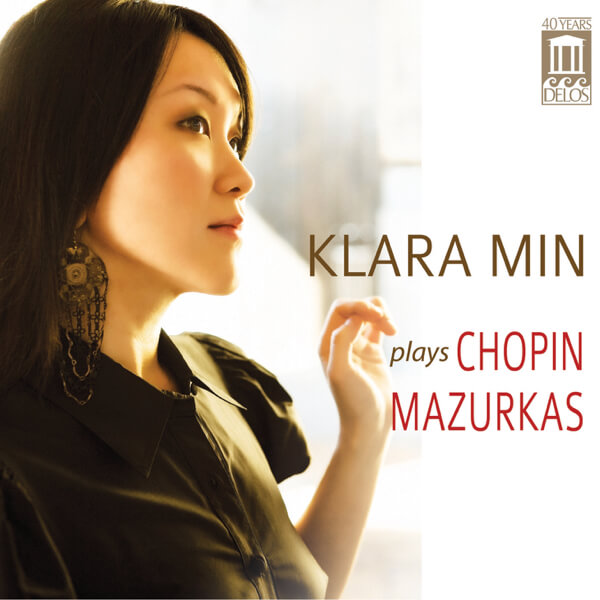 KLARA MIN PLAYS CHOPIN MAZURKAS