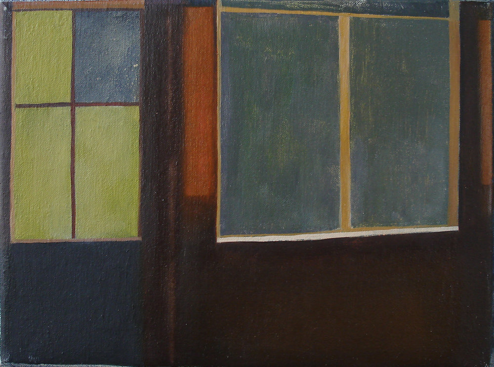 Untitled    2004, oil on canvas, 15 x 20cm