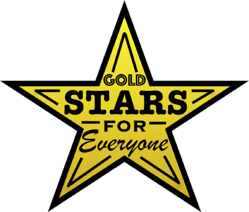 Gold Stars For Everyone