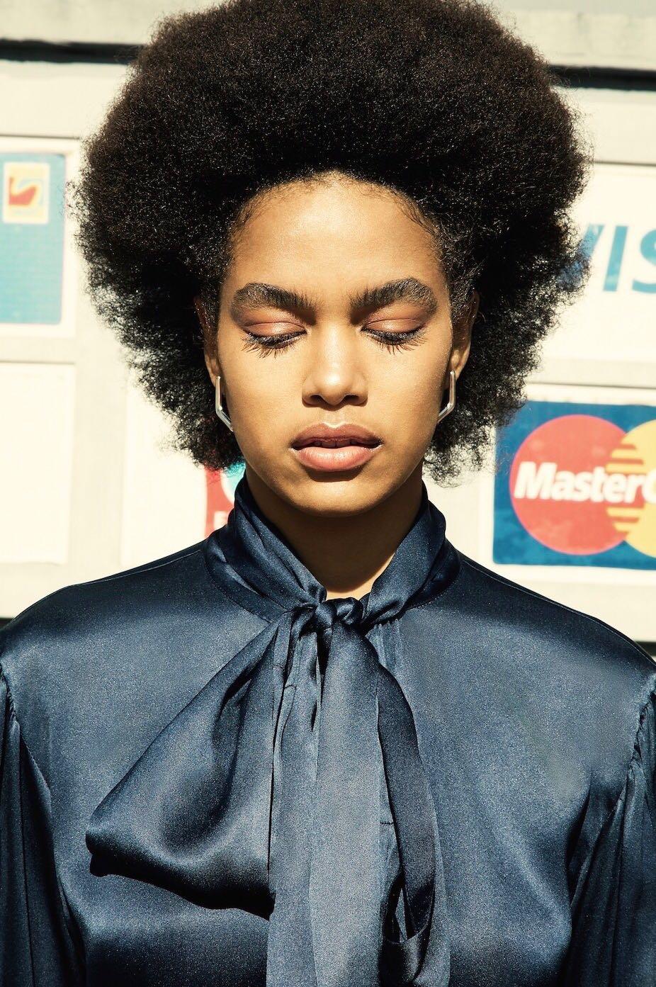 VINTAGE PIERRE  BALMAIN  TOP Image by  H oney Gueco via  Cool UK Mag azine