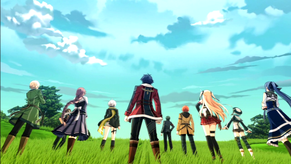 Trails of Cold Steel 2 -