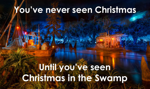 christmas in the swamp ks2 - Christmas In The Bayou
