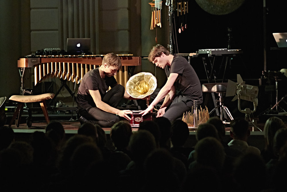 Playground @ Concertgebouw Amsterdam - Duo Version
