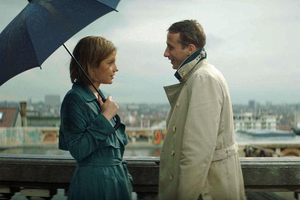 Adele Exarchopoulos (of  La Vie d'Adèle / Blue Is the Warmest Color  fame) and Matthias Schoenaerts in  Le Fidele  (2017)