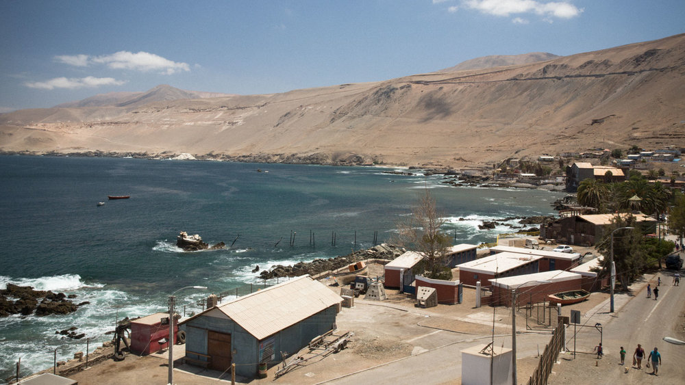 Paradise Lost  — from the Atacama Desert, Chile — Uncovering, for myself, the dark past of a forgotten coastal village and the legacies it's left behind.