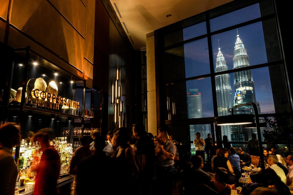 Kuala Lumpur Nightlife: From Sneaky Drinking Dens to Swanky Rooftop Bars   CNN   It's when hot days give way to balmy nights that this city really comes alive. Here are some of the best spots in town to spend your evenings.
