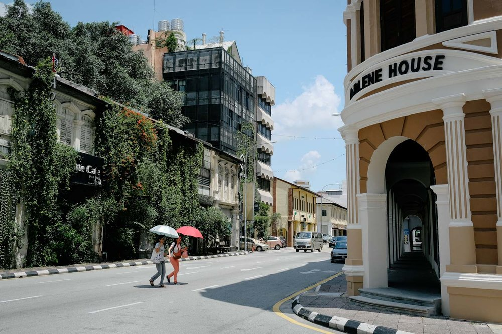 This Is Where I Grew Up  — Ipoh