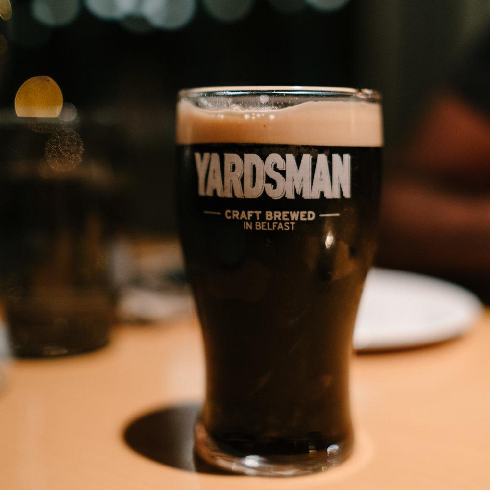 My favourite Northern Irish beer.