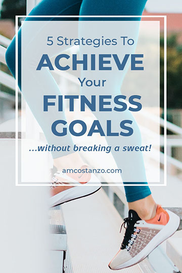 Are you struggling to lose weight? - Click here to get my FREE download.5 Strategies on How To Achieve Your Fitness Goals (no matter what what they are!) …without breaking a sweat!